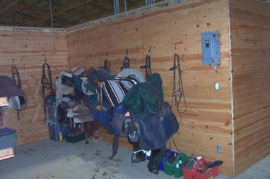 Tack Room Photo 1
