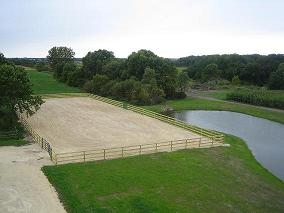 100x200 Outdoor Arena